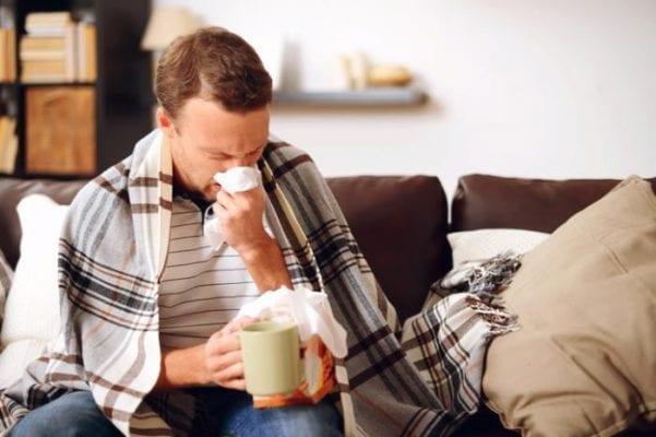 بهبود سرماخوردگی